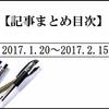 プレイバック≪今年1月20~2月15日の「仲見満月の研究室」≫