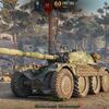 【WOT】EBR105 装輪車両の頂点であり進撃戦・クランウォーズを変えた戦車