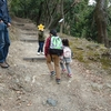 子供たちと五月山にハイキングに行ってきました!