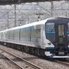 3月17日撮影 東海道線 平塚~大磯間 ダイヤ改正後初の貨物列車5本とE257系、E261系の踊り子号を撮影