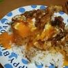 これぞ究極の節約レシピ。雪の日は、卵カツ丼!