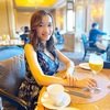【ホテル椿山荘東京】桜咲く『イル・テアトロ 』にてアメリカン・ブレックファースト