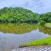 藤田溜池(山形県河北)