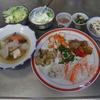 幸運な病のレシピ( 1113 )夜 :おでん、もろみイカ焼き、新たまスライス&鮭カン