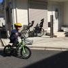 補助輪なし自転車の乗り方