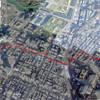『【溜池山王→銀座】の<GPS痕(ログ)>を〔GoogleEarth〕で見てみよう!』