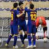 バルセロナ(Barça Lassa)対Knooppunt 試合メモ