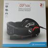 ゼンハイザー ゲーミングヘッドセット GSP 500 レビュー
