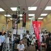 今日は関ハム(第17回関西アマチュア無線フェスティバル KANHAM2012)に出現なのです。
