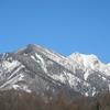 冬の景色と薪ストーブ
