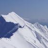 2月18日の伯耆大山、久しぶりの快晴でした。