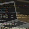 #41 【Ruby on Rails】勉強会に参加してみて感じたこと・SublimeTextのバグ?でハマったこと
