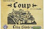 【ルール紹介】Coup【クー】【レビュー】