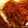 3月6日発売!『かつや』期間限定「スパイスチキンのコーンフレークカツ丼」を食べた感想。