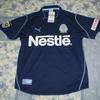 ジュビロ磐田 2003年 3rd用 10周年記念ユニフォーム