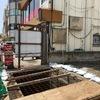 鎌倉・若宮大路の暗渠