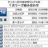 タイプ異なる難敵ぞろい 日本、初戦が焦点 サッカーW杯