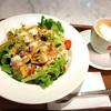 illy Cafeのモーニングサラダセット