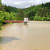 引竜湖(山形県河北)