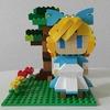レゴ クラシック 10698 組みかえレシピでお人形を作って2歳の娘と遊んでみました。
