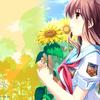 車輪の国、向日葵の少女(夏の終わりに出会ったゲームの話)