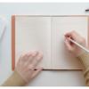 手帳の白さ面積とコンディションの相関