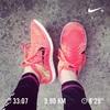 走れば走るほど。