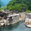 【寝覚の床】木曽の浦島太郎伝説の地!奇岩が連なる名勝の絶景を紹介!