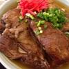 肉好き集まれ!「田そば」で巨大ソーキに埋め尽くされた沖縄そばを食べよう!