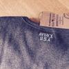 Tシャツ選びが面倒なので全部AVIREXにする