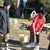 12月17日(日) 「親子農業体験」おもちつき大会