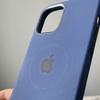 Apple、MagSafe充電器でiPhoneのケースに円形の跡が付く可能性を警告