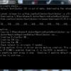 Docker で PostgreSQL 環境を作成する