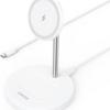 iPhone12やAirPodsなどを同時充電可能な「Anker PowerWave Magnetic 2-in-1 Stand Lite」が新発売