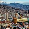 ボリビア 主要観光地の気候