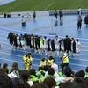 東京V VS 湘南 雨の駒沢、頂上決戦に3ゴールで勝利!
