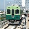 京阪下り線淀新駅使用開始と八幡市駅4番線使用停止