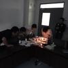 8月9月、お誕生日会&オープン研究室