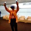 HTC U11のアニメ「攻殻機動隊 ARISE」コラボと日本限定発売VR「LINK」の発表をHTC本社にて体験 #HTCグローバルレポーター