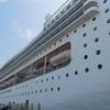 一人で参加、5泊6日の船旅 ~ ② 1日目前半 福岡を出港