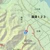 茨城県・城里町の白山神社(白山)に登りました