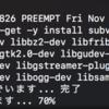 RaspberryPi(初代)に HandBrakeCLI をインストールしてDVD吸い出し&mp4にエンコードする → 失敗