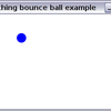 Bouncing Ball in OCaml with Amthing