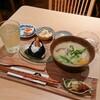 【小料理屋 永山】盛り付けも可愛い、味噌汁主体のほっこりランチ(中区胡町)