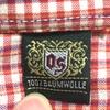 115 ドイツ製 ビンテージ  ボックスシャツ 70's