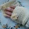 編み物とお菓子作り♪寒い日の過ごし方