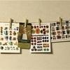 ポストカードやパンフレットをおしゃれに飾ってみた