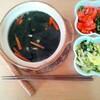 12月 愛用食(地味飯230(4日間))