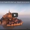 【殿堂入り】海に浮かぶ修道院 モン・サン・ミッシェル