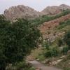 最悪のインド旅行記(42)前正覚山の洞窟。